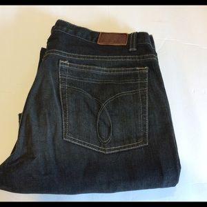 Vintage Calvin Klein flare Jeans